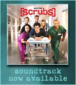 Scrubs soundtrack now available